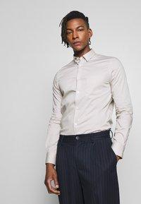 Filippa K - TIM OXFORD SHIRT - Shirt - light grey - 2