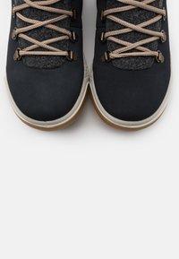 Rieker - Winter boots - pazifik/anthrazit/graphit/mogano - 5