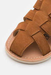 Friboo - LEATHER - Sandalen - brown - 5