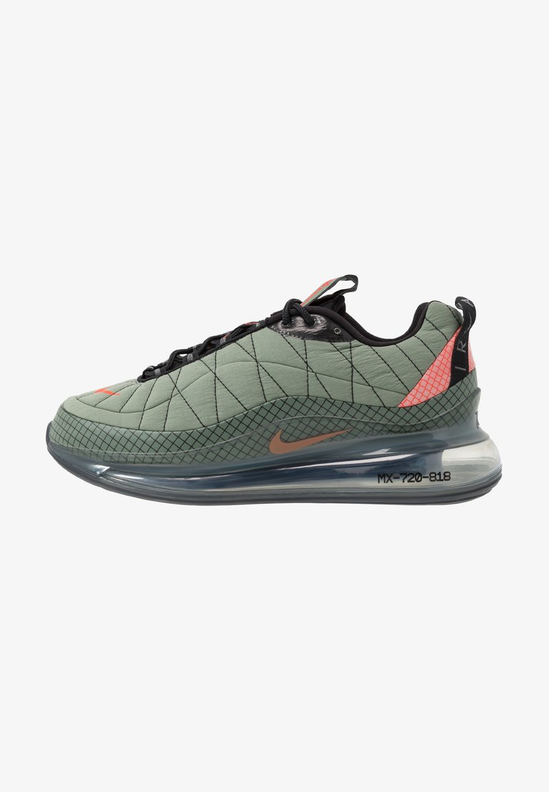 Nike Sportswear - MX-720-818 - Sneakersy niskie - jade stone/team orange/juniper fog/black