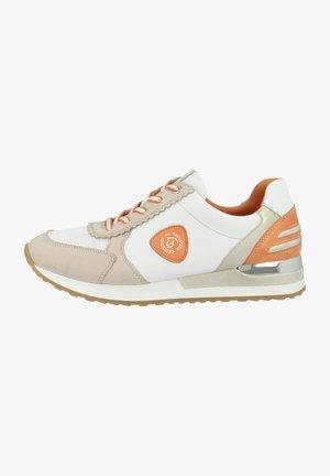 Trainers - white/orange