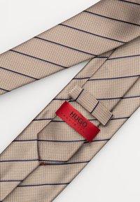 HUGO - Tie - medium beige - 3