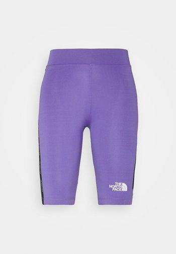 TIGHT - Shortsit - pop purple