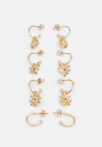 PCLUCY EARRINGS 4 PACK