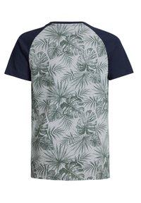 WE Fashion - T-shirt con stampa - dark green - 1