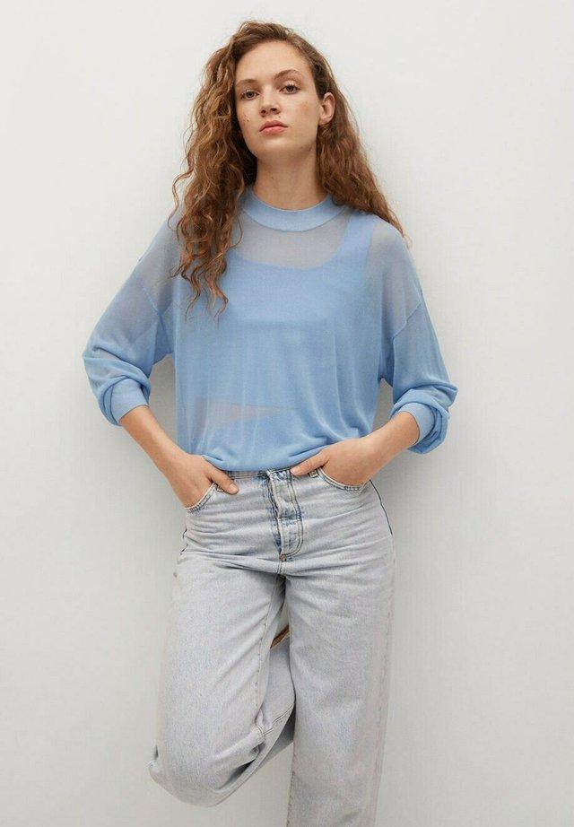 Mikina - blauw