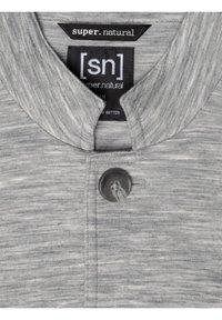 super.natural - WENGER - Zip-up hoodie - grey - 2