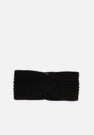 BITTA - Ear warmers - schwarz