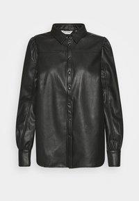 NAF NAF - HROSA  - Button-down blouse - noir - 0