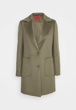 DECAEDRO - Classic coat - douglas green