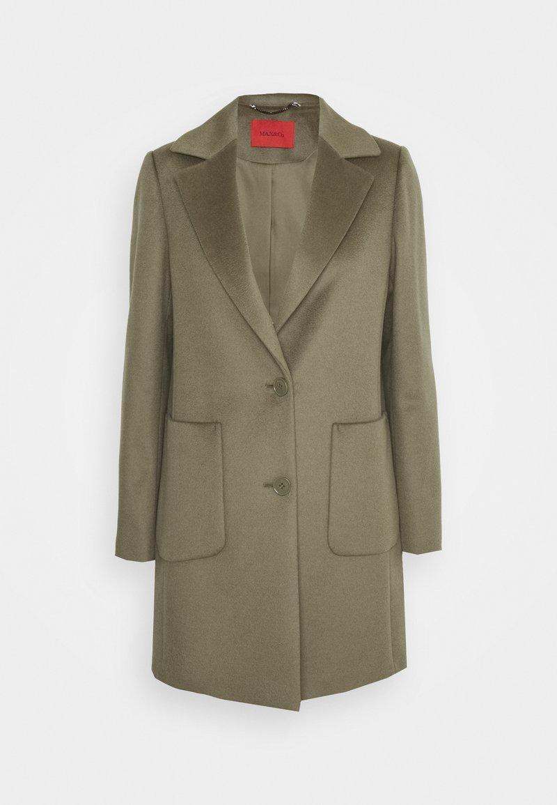 MAX&Co. - DECAEDRO - Klasický kabát - douglas green