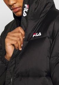 Fila - Giacca invernale - black - 5