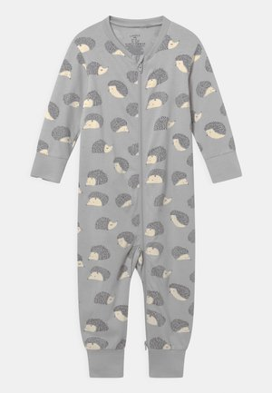 HEDGEHOG AT BACK UNISEX - Pyjamas - light grey