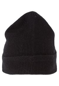 Lyle & Scott - RACKED BEANIE - Beanie - true black - 3
