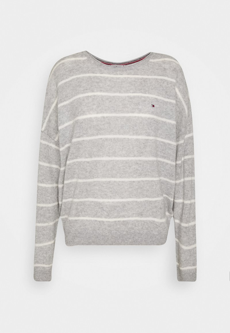 Tommy Hilfiger - Jumper - light grey/ecru