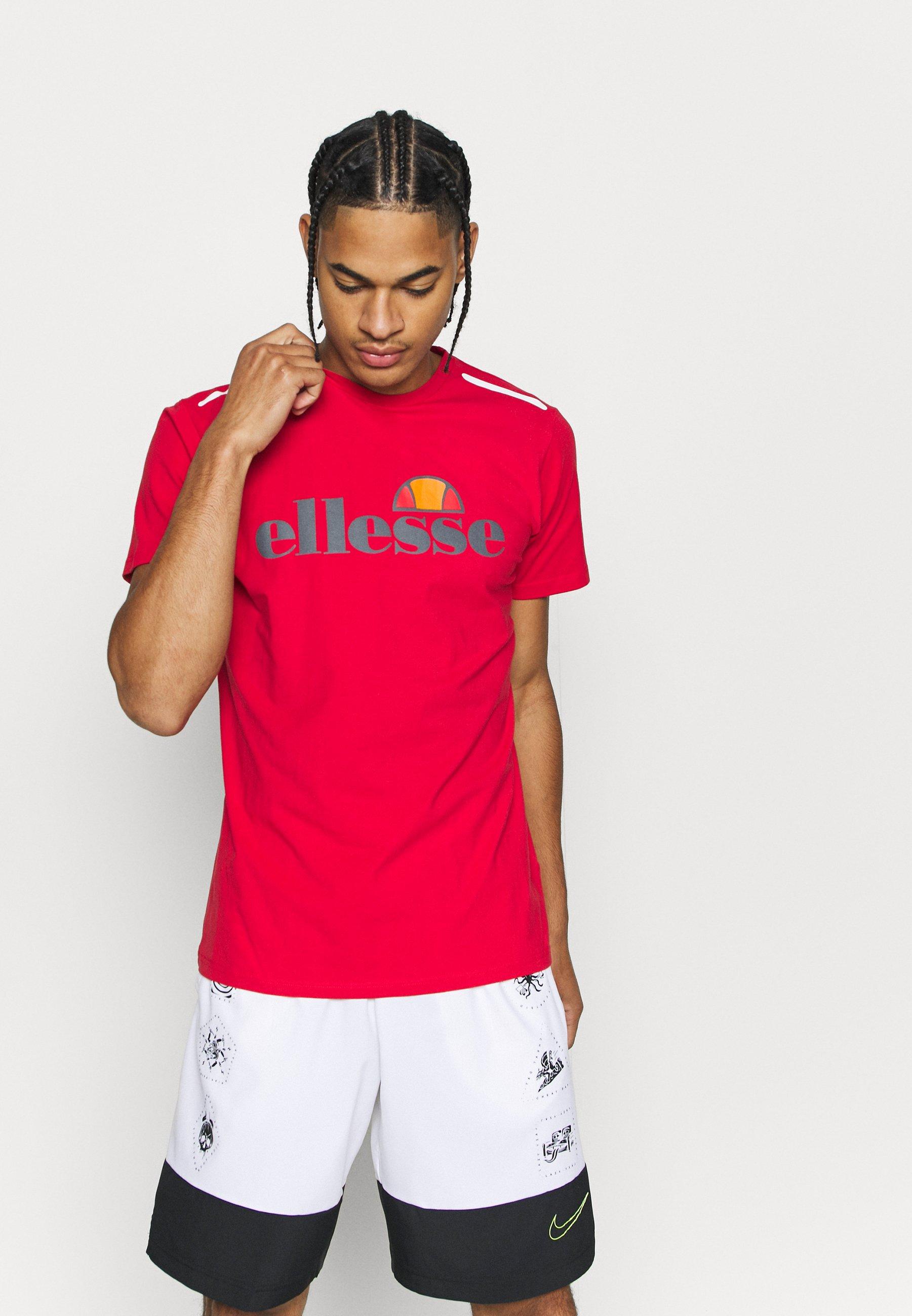 Men CELLA  - Print T-shirt