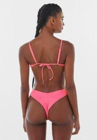 Bershka - Bikini bottoms - pink - 2