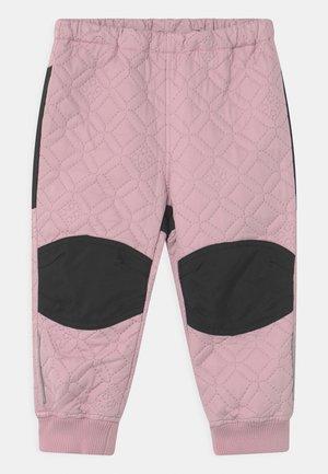 PELMO THERMO UNISEX - Outdoorové kalhoty - rose