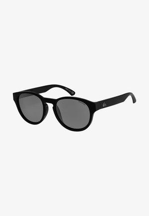 Sunglasses - shiny black/polarized grey