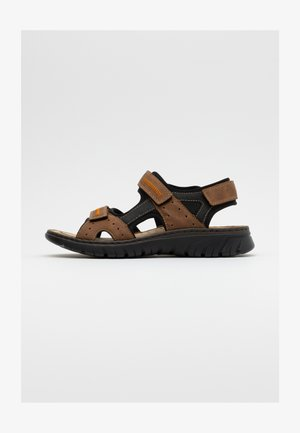 Sandales de randonnée - braun