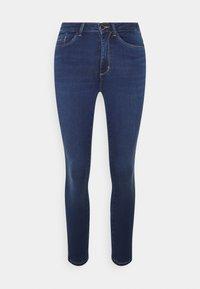 ONLY Petite - ONLROYAL LIFE SKINNY - Jeans Skinny Fit - dark blue denim - 0