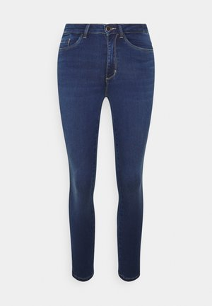 ONLROYAL LIFE SKINNY - Jeans Skinny Fit - dark blue denim