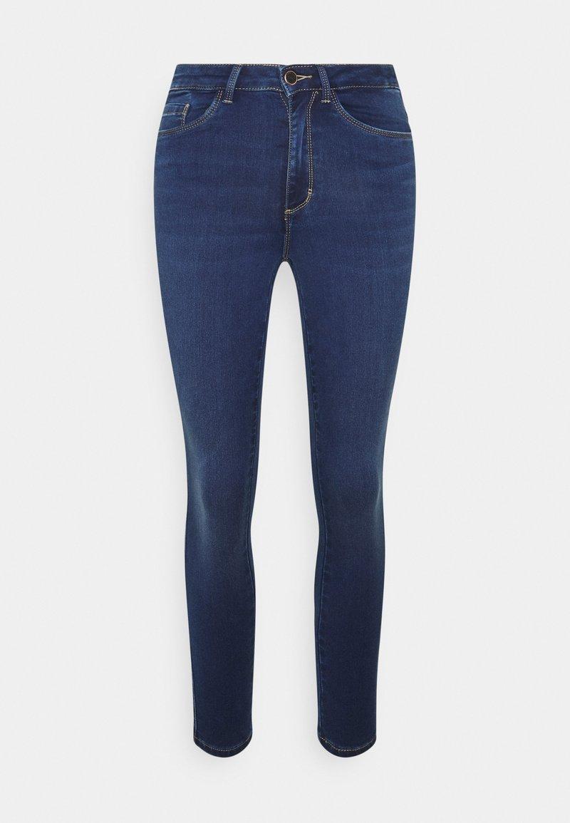 ONLY Petite - ONLROYAL LIFE SKINNY - Jeans Skinny Fit - dark blue denim