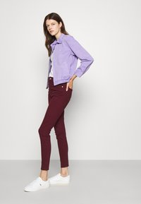 Polo Ralph Lauren - ANKLE - Jeans Skinny Fit - riella burgundy - 3