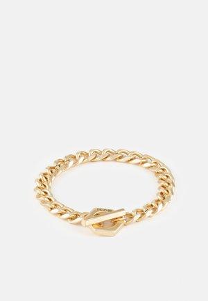 DESERT COMRADE HEXAGONAL BRACELET - Bracelet - gold-coloured