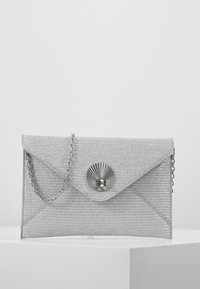 Dorothy Perkins - SHELL - Clutches - silver - 0