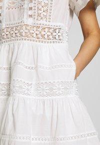 By Malina - FELICE DRESS - Day dress - white - 5