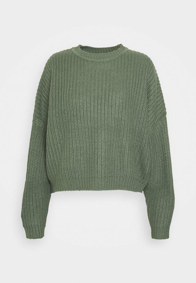 Strickpullover - laurel wreath