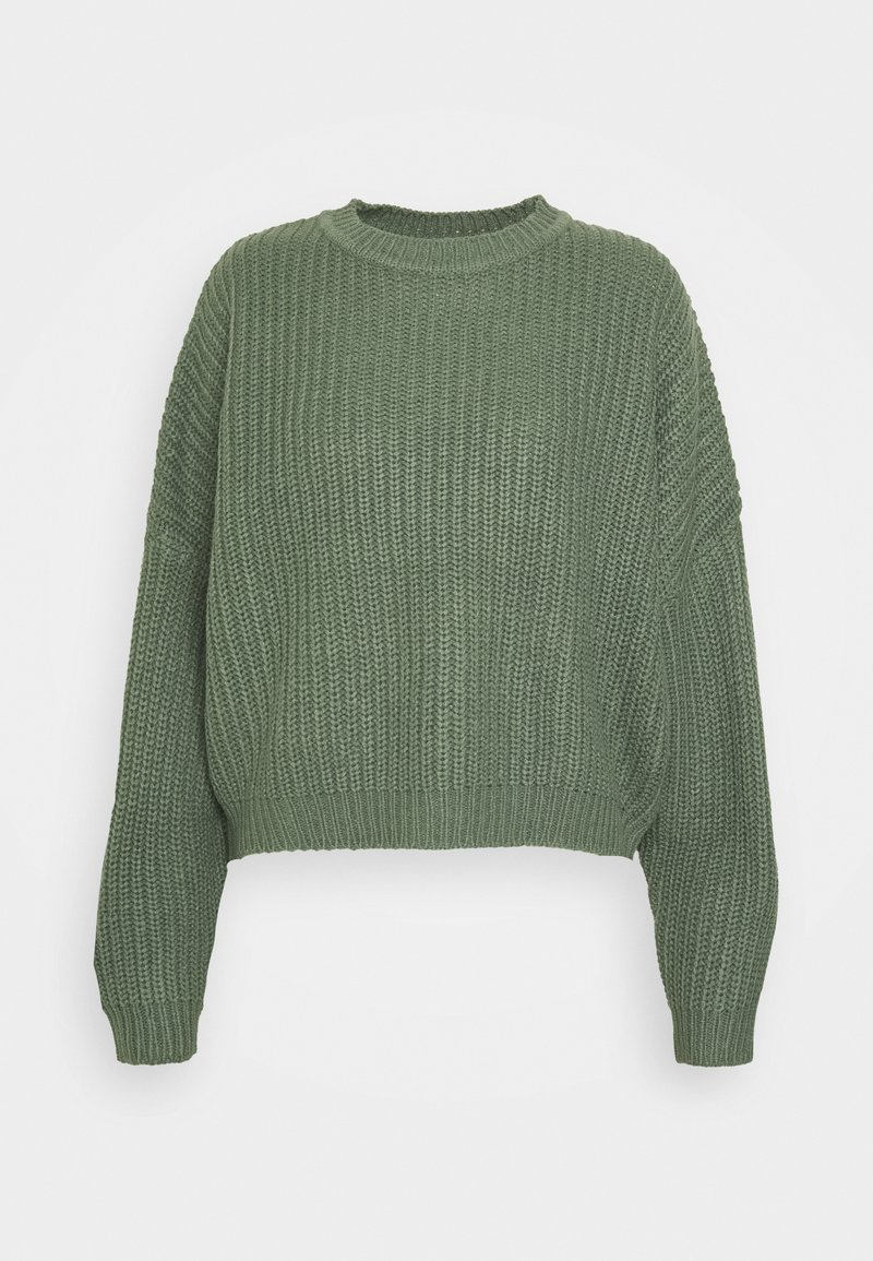 Even&Odd - Pullover - laurel wreath