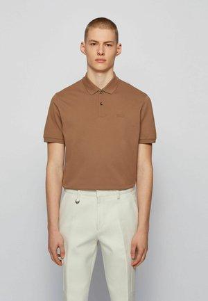 Polo shirt - braun
