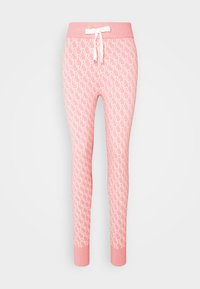 River Island - Tracksuit bottoms - pink - 3
