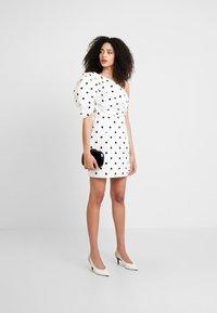 Mossman - THE RIVIERA MINI DRESS - Day dress - off-white - 2