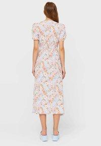Stradivarius - Jersey dress - multi-coloured - 2