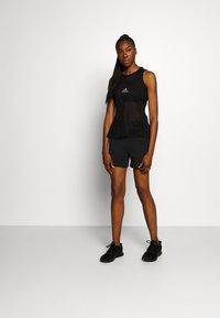Fila - AMIRA - kurze Sporthose - black - 1