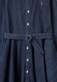 Polo Ralph Lauren - DENIM - Denim dress - indigo - 3