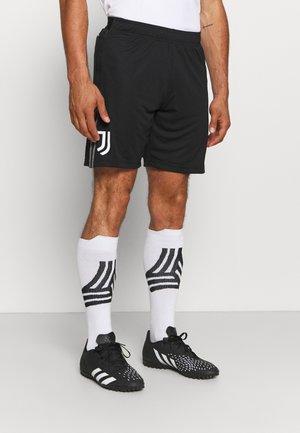 JUVENTUS TURIN - Pantalón corto de deporte - black