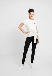 Dorothy Perkins - 2 PACK - Leggings - Trousers - black - 1