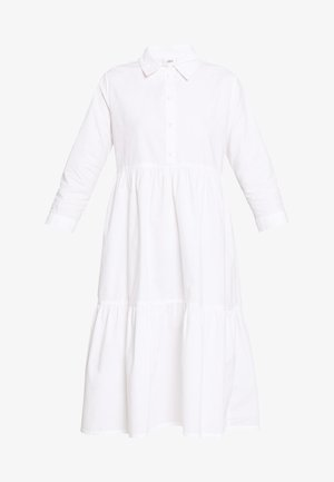 JDYULLE DRESS  - Shirt dress - white