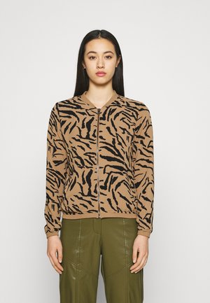 ONLNOVA JACKET - Giubbotto Bomber - tigers eye