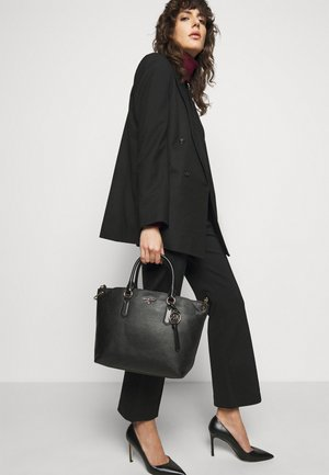 SATCHEL - Handtas - black