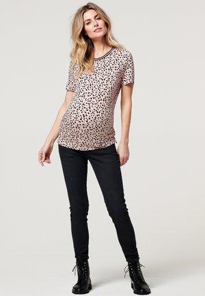 ASHFORD - Print T-shirt - misty rose