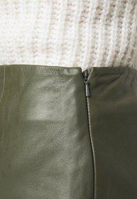 2nd Day - ELECTRA - Mini skirt - castor - 5