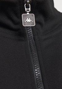 Kappa - IPARUS - Sweatshirts - caviar - 5