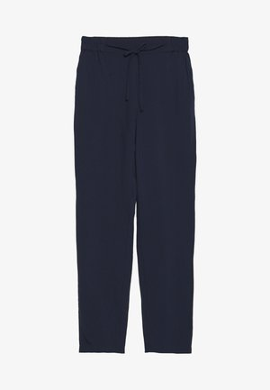 VMSIMPLY EASY LOOSE PANT - Pantalones - navy