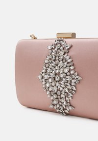 Forever New - SAMANTHA EMBELLISHED BOX - Clutch - champagne - 3