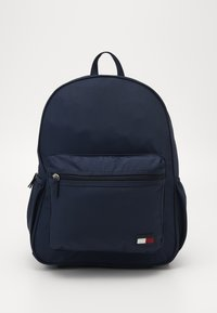 Tommy Hilfiger - NEW ALEX BACKPACK SET - Školní taška - blue - 0